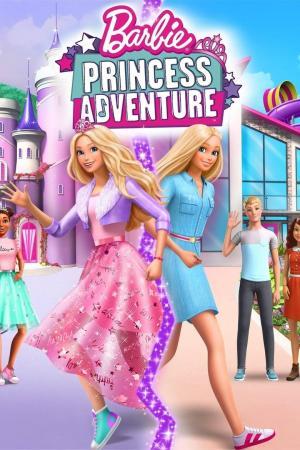 affiche Barbie: Princess Adventure