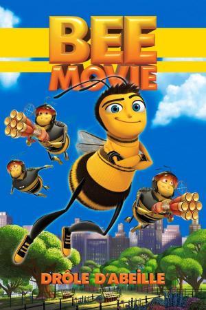 affiche Bee Movie: Drôle d'abeille