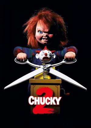 affiche Chucky : La poupée de sang