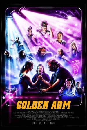 affiche Golden Arm