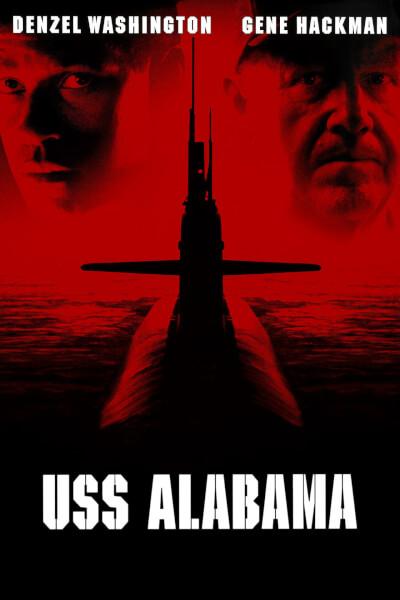 affiche USS Alabama