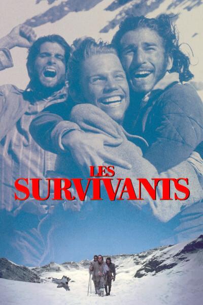 affiche Les Survivants