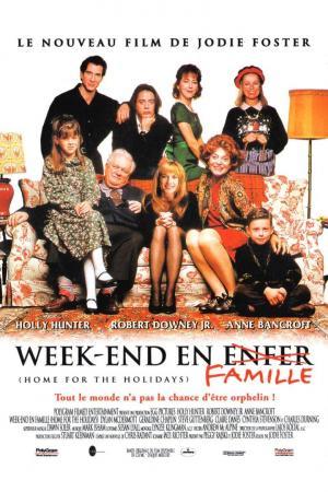 affiche Week end en famille