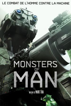 affiche Monsters of Man
