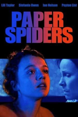 affiche Paper Spiders