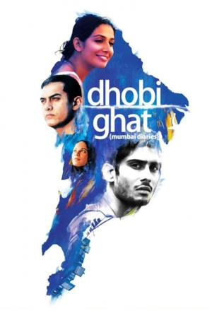 affiche Dhobi Ghat (Mumbai Diaries)