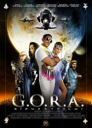 affiche G.O.R.A