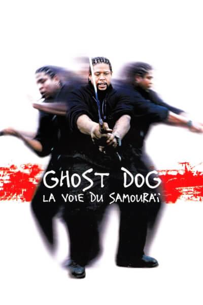 affiche Ghost Dog, la voie du samouraï