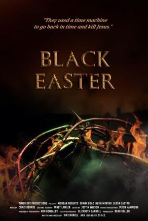 affiche Black Easter