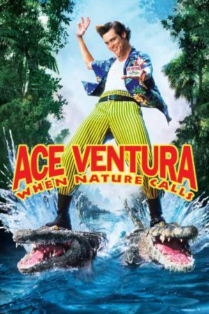 affiche Ace Ventura: When Nature Calls