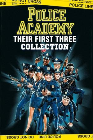 affiche Police Academy Collection Part One