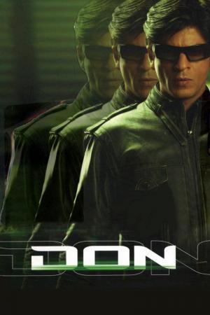 affiche Don :  La Chasse à l'homme
