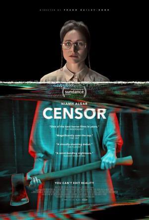 affiche Censor