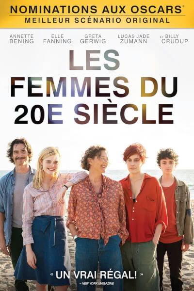 affiche Les Femmes du 20e Siècle