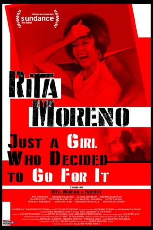 affiche Rita Moreno: Just a Girl Who Decided to Go for It