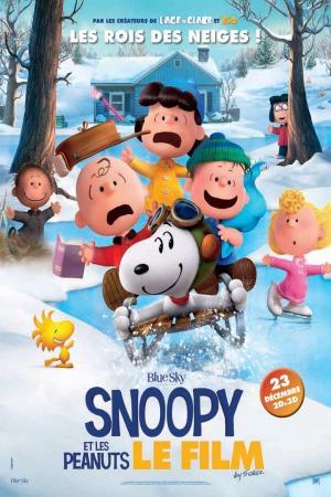 affiche Snoopy et les Peanuts: Le film