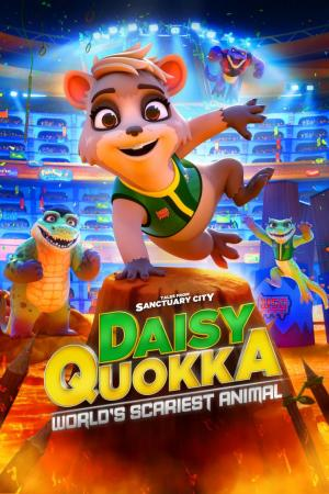 affiche Daisy Quokka: World's Scariest Animal