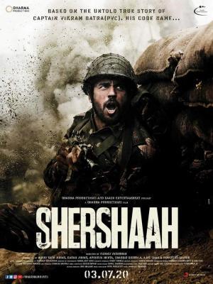 affiche Shershaah