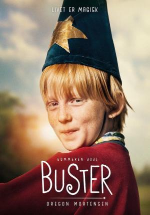 affiche Buster Oregon Mortensen