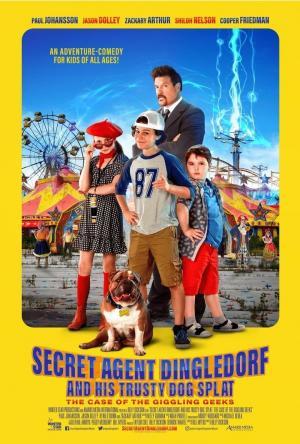 affiche Secret Agent Dingledorf and His Trusty Dog Splat