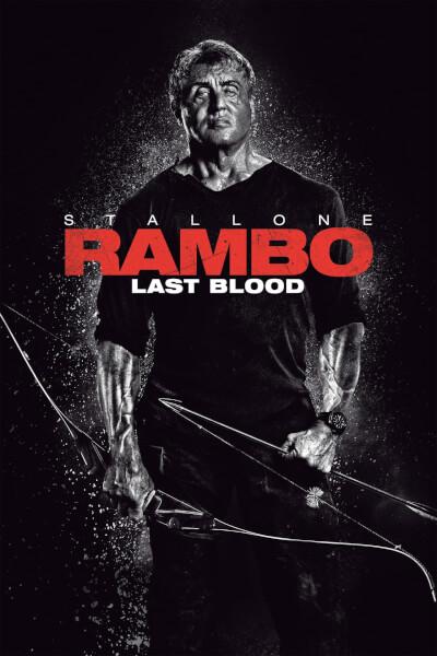 affiche Rambo : Last Blood