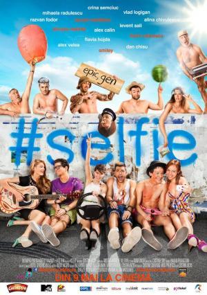 affiche #Selfie