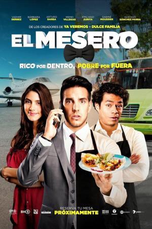affiche El mesero