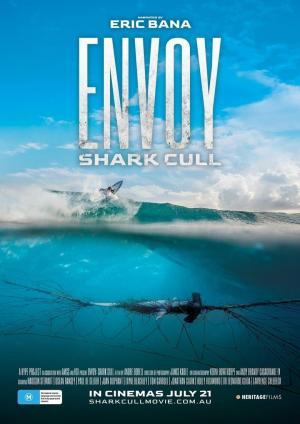 affiche Envoy: Shark Cull