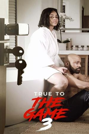 affiche True to the Game 3