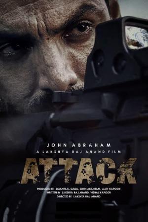 affiche Attack