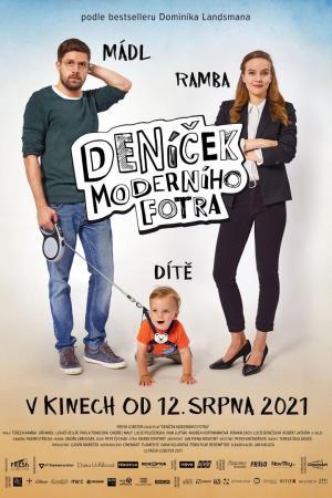 affiche Deníček moderního fotra