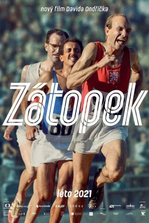 affiche Zátopek