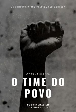 affiche Corinthians: O Time do Povo