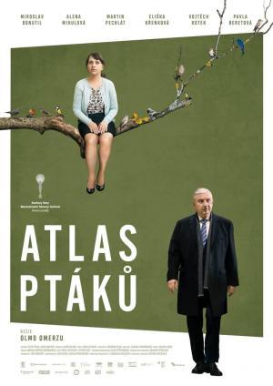 affiche Atlas ptáků