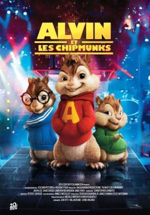 affiche Alvin et les Chipmunks