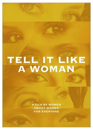 affiche Tell It Like A Woman
