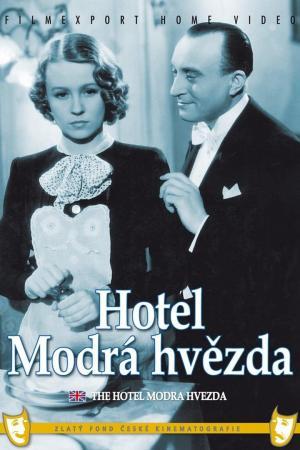 affiche Hotel Modrá Hvězda