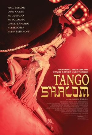 affiche Tango Shalom
