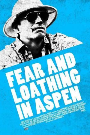 affiche Fear and Loathing in Aspen