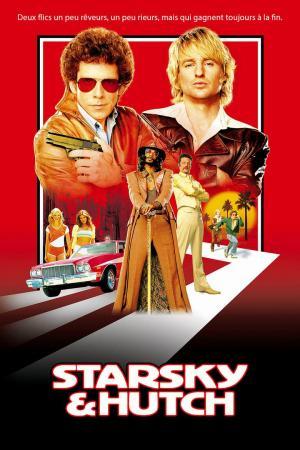 affiche Starsky et Hutch