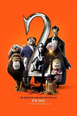affiche La Famille Addams 2 : Une virée d'enfer
