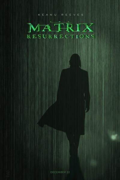 affiche Matrix Resurrections