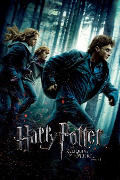 affiche Harry Potter et les Reliques de la mort: 1re partie