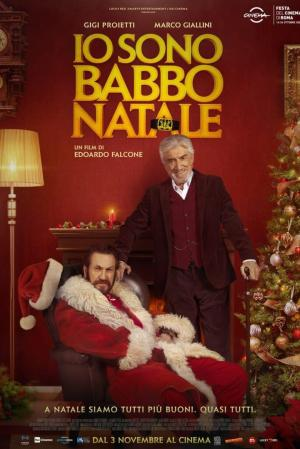 affiche Io sono Babbo Natale