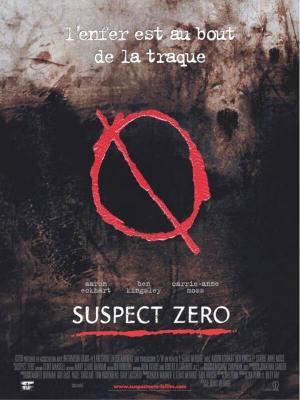 affiche Suspect Zero
