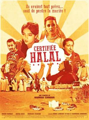 affiche Certifiée Halal