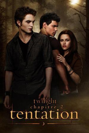 affiche Twilight, chapitre 2 : Tentation