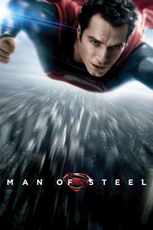 affiche Man of Steel