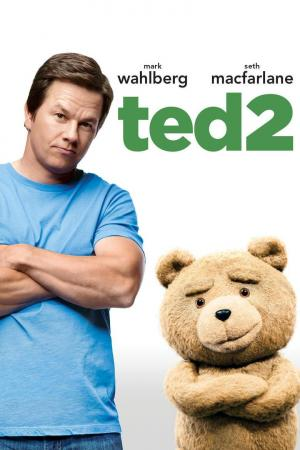 affiche Ted 2
