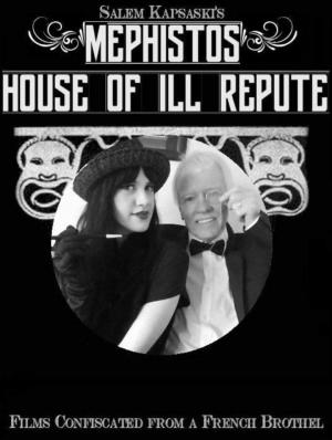 affiche Mephisto's House of Ill Repute